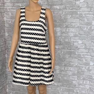 🎉🎉Pink Sophie Striped Dress Size Large